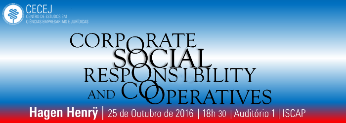 Corporate Social Responsibility and Cooperatives